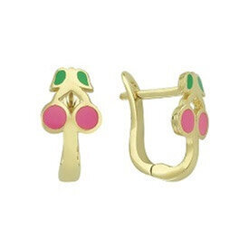 Kids Gold Earrings