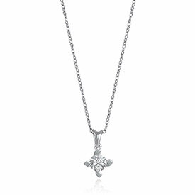 Colliers Solitaire Diamant
